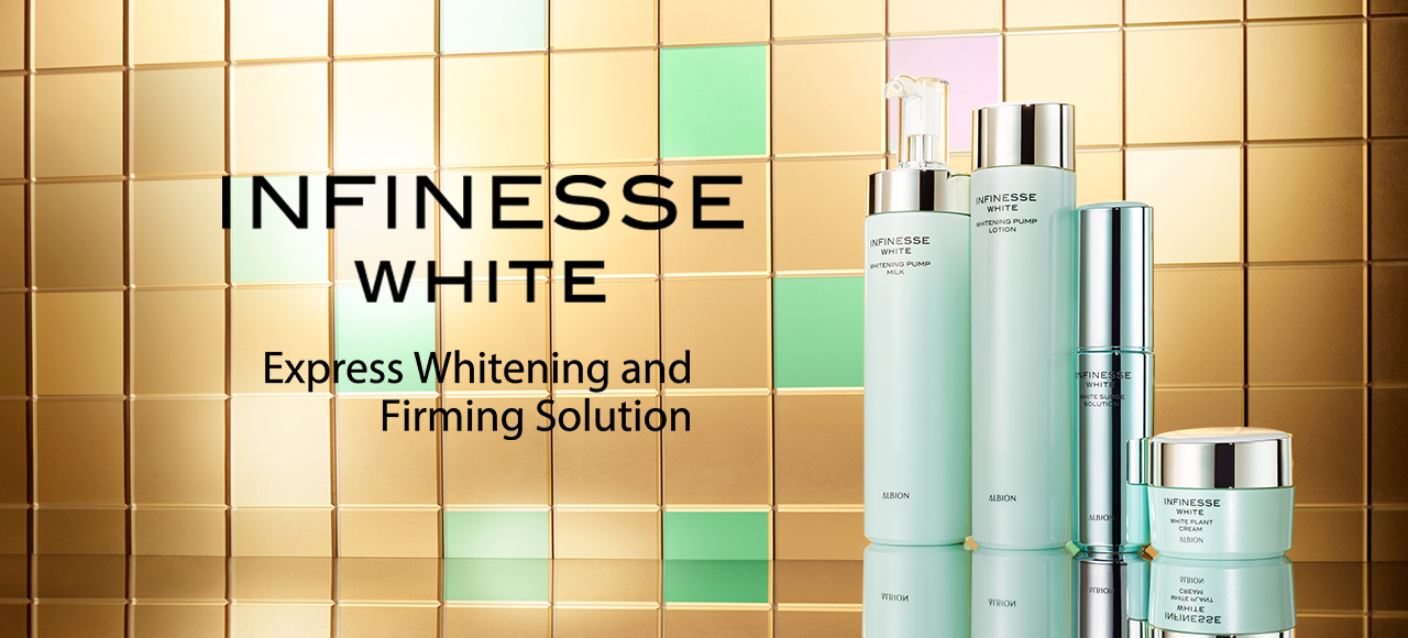 NEW INFINESSE WHITE